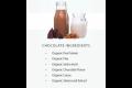 22 Days Nutrition Plant Protein Powder Chocolate ingredients