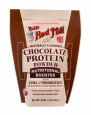 Bob's Red Mill Chocolate Protein Powder Nutritional Booster product front