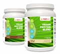MCT Lean Vegan Protein Blend Natural Vanilla product front