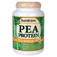 Pea Protein Vanilla NutriBiotic
