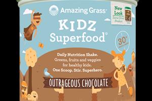 Kidz Superfood Outrageous Chocolate Amazing Grass