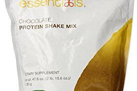 Essentials Chocolate Protein Shake Mix Arbonne