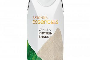 Essentials Vanilla  Protein Ready to Drink Shakes Arbonne