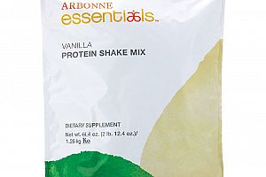 Essentials Vanilla Protein Shake Mix Arbonne
