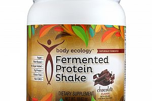 Fermented Protein Shake Chocolate Body Ecology