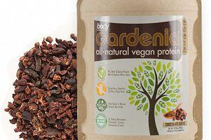 Gardenia All-Natural Vegan Protein Chocolate Body Nutrition