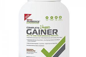 Puredge Complete Vegan Gainer Natural Chocolate GNC