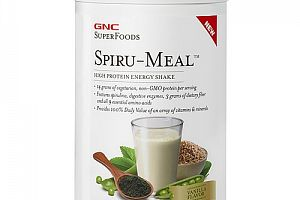Superfoods Spiru-Meal Vanilla GNC