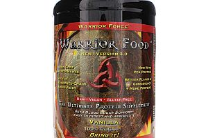 Warrior Food Vanilla Health Force