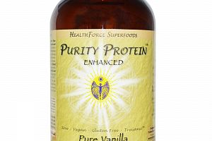 Purity Protein Pure Vanilla Health Force