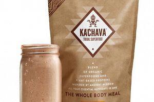 Pea Protein Chocolate Ka'Chava