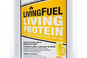 Living Fuel Vanilla Protein