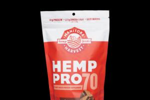 HempPro 70 Chocolate Manitoba Harvest