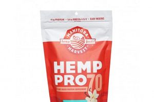 HempPro 70 Vanilla Manitoba Harvest