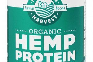 Organic Hemp Protein Vanilla Manitoba Harvest