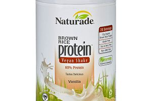 Brown Rice Protein Vanilla Naturade