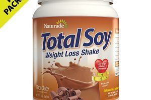 Total Soy All-Natural Powder Chocolate Naturade