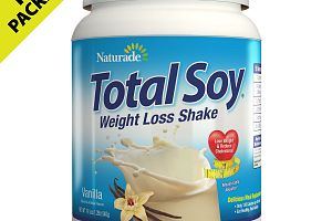 Total Soy All-Natural Powder Vanilla Naturade