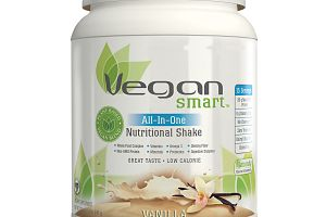 Vegan Smart All-in-one Nutritional Shake Vanilla Naturade