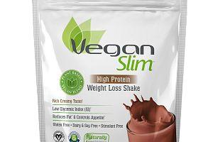 VeganSlim High Protein Weight Loss Shake Chocolate Naturade