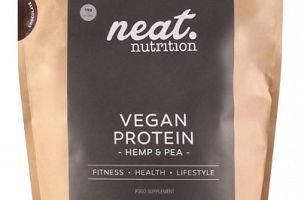 Vegan Protein Chocolate neat. Nutrition