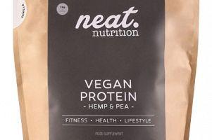Vegan Protein Vanilla neat. Nutrition