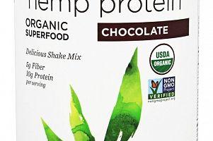 Organic Hemp Protein Shake Chocolate Nutiva