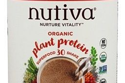 Organic Plant Protein Superfood 30 Shake Chocolate Nutiva