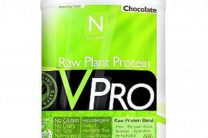 V-Pro Vegan Protein Chocolate NutraKey