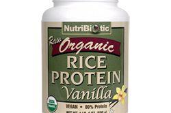Organic Rice Protein Vanilla NutriBiotic