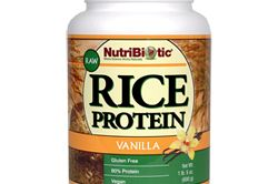 Rice Protein Vanilla NutriBiotic