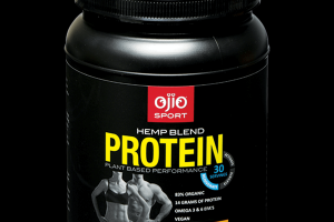 Hemp Blend Protein Vanilla Oijo Sport
