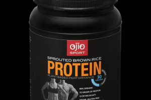 Sprouted Brown Rice Protein Rejuvenate Chocolate Oijo Sport