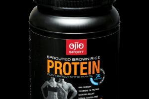 Sprouted Brown Rice Protein Rejuvenate Vanilla Oijo Sport