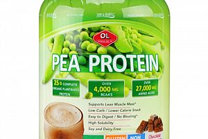Pea Protein Chocolate Oijo Sport