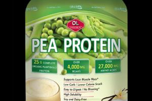 Pea Protein Vanilla Oijo Sport