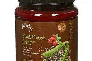 Plant Protein Shake Chocolate plnt by V