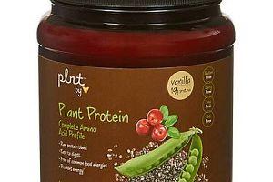 Plant Protein Shake Vanilla plnt by V