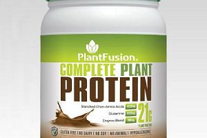 Complete Plant Protein Chocolate PlantFusion