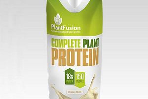 Complete Plant Protein Ready to Drink Vanilla PlantFusion
