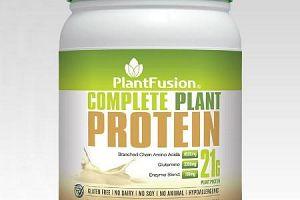 Complete Plant Protein Vanilla PlantFusion