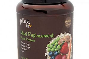 Meal Replacement Plant Protein Chocolate plnt by V