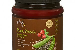 Meal Replacement Plant Protein Vanilla plnt by V