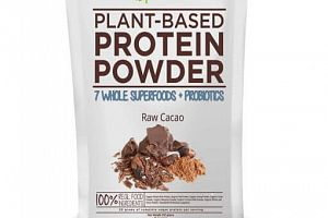 Protein Powder Raw Cacao Pure Food Company