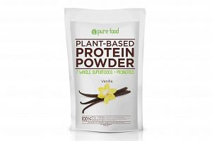 Protein Powder Vanilla Pure Food Company