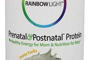 Prenatal & Postnatal Protein Vanilla Rainbow Light