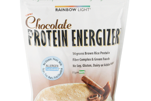 Protein Energizer Chocolate Rainbow Light