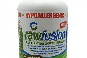 Raw Plant Based Protein Fusion Chocolate rawfusion