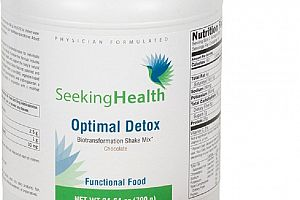 Optimal Detox Protein Powder Chocolate Seeking Health