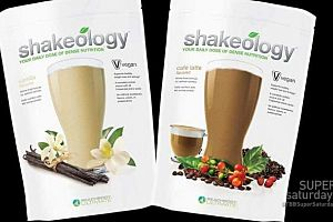 Shakeology Vegan Vanilla Beachbody